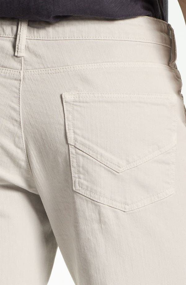 Alternate Image 4  - Zadig & Voltaire 'Strokes' Straight Leg Jeans
