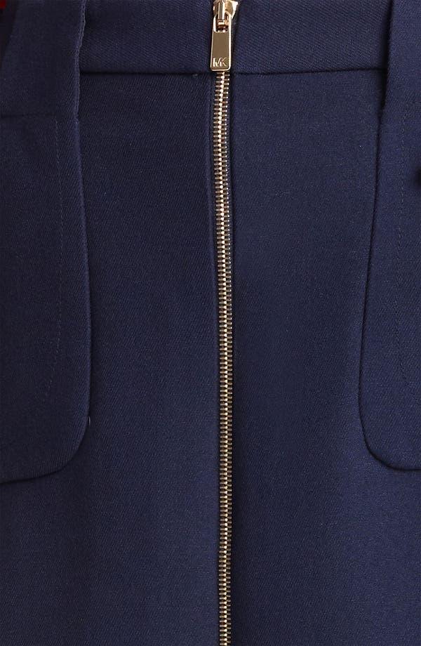 Alternate Image 3  - Michael Kors Gabardine Skirt