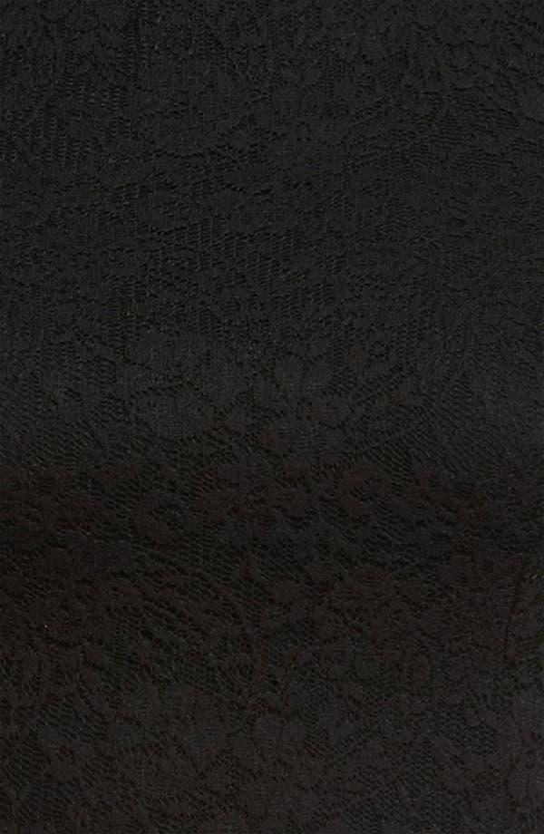 Alternate Image 4  - MINKPINK 'Imogen' Stretch Lace Crop Top