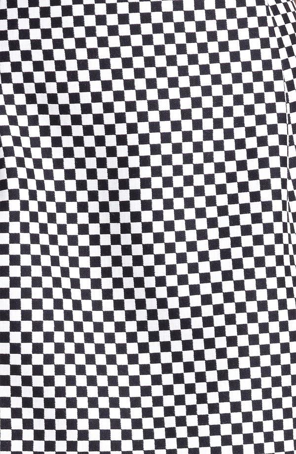 Alternate Image 3  - Michael Kors Optic Check Jacquard Miniskirt