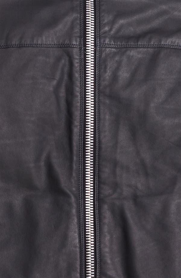 Alternate Image 3  - Rick Owens Drape Back Bomber Jacket