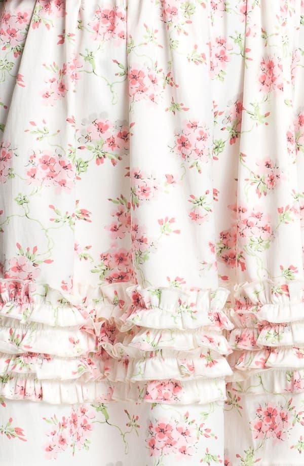Alternate Image 3  - Man Repeller X PJK 'Aurora' Print Cotton Blend Fit & Flare Dress
