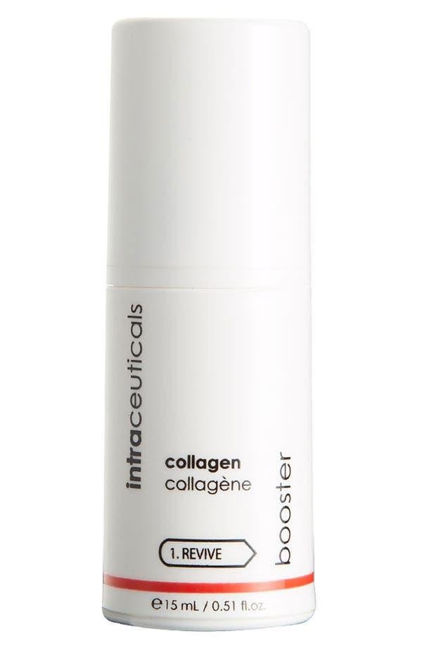 'Booster' Collagen Serum,                             Main thumbnail 1, color,                             No Color