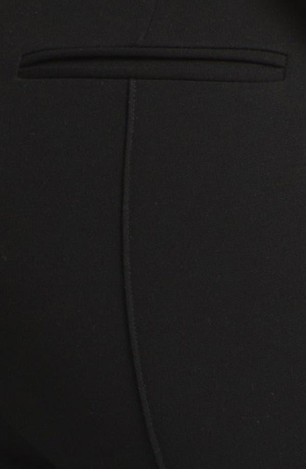 Alternate Image 3  - Diane von Furstenberg 'Clean Pinca' Cigarette Pants