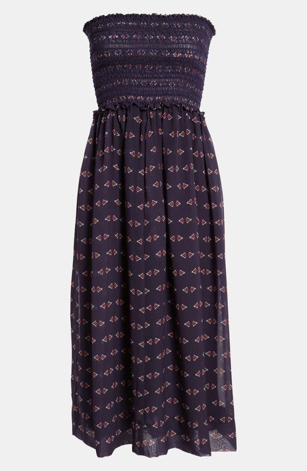 Alternate Image 1 Selected - WAYF Smocked Dress