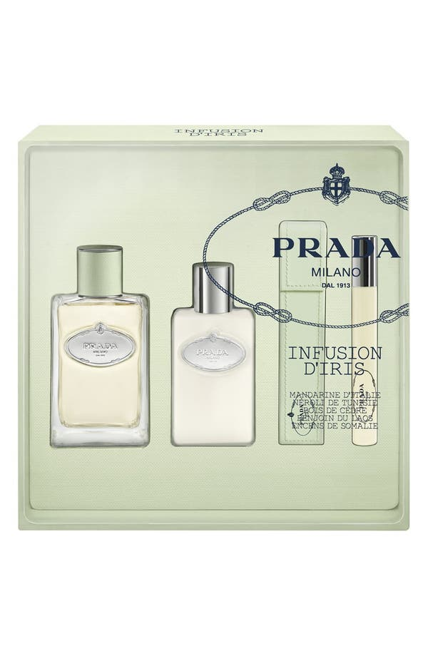 Alternate Image 1 Selected - Prada 'Infusion d'Iris' Eau de Parfum Gift Set ($148 Value)
