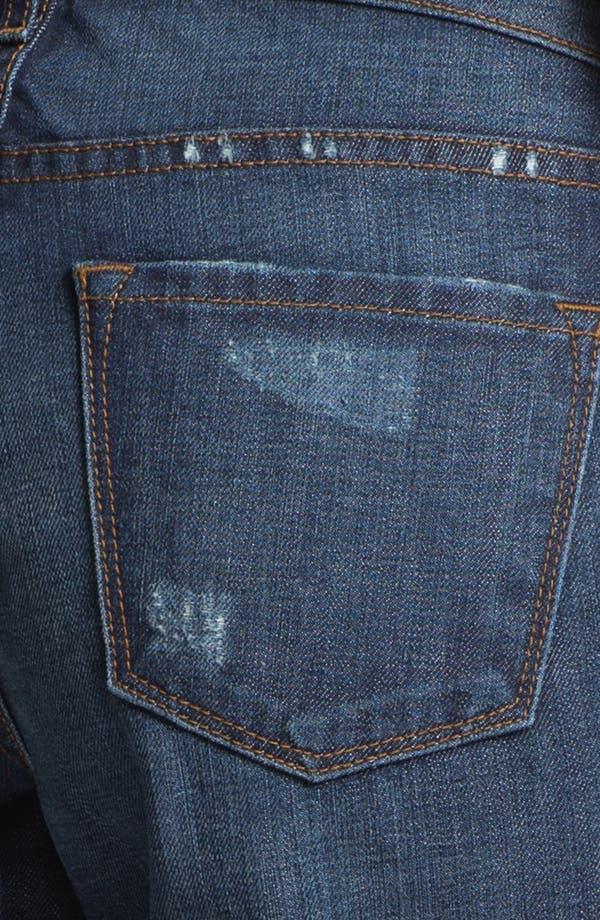 Alternate Image 3  - J Brand 'Nash' Destroyed Denim Shorts (Synthesis)