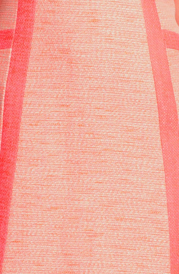 Alternate Image 3  - Milly Cotton Blend Sheath Dress