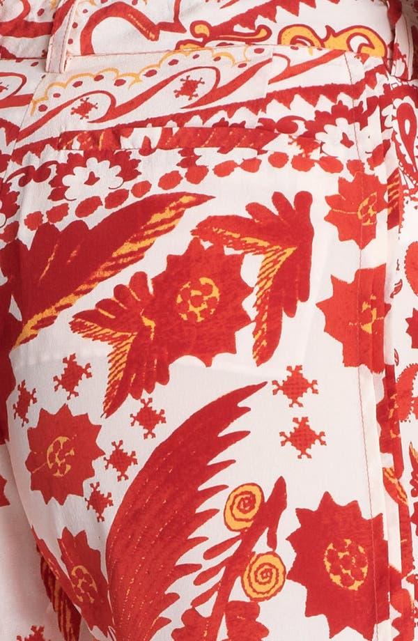 Alternate Image 4  - Rebecca Minkoff 'Hugo' Silk Pants
