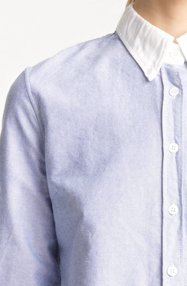 Alternate Image 4  - Band of Outsiders Oxford Shirt