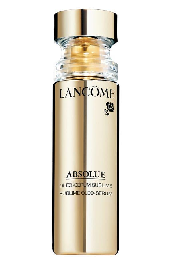 Main Image - Lancôme Absolue Oleo-Serum