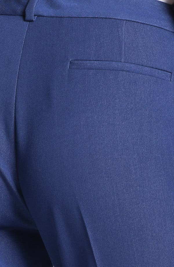 Alternate Image 2  - T Tahari 'Cabana' Crop Pants (Petite) (Online Only)