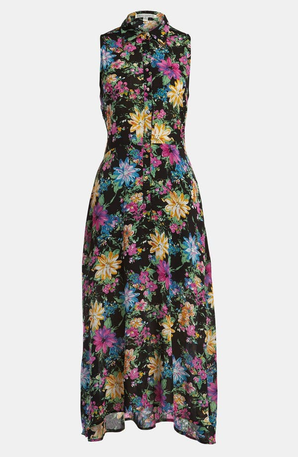 Alternate Image 2  - Lucca Couture Floral Maxi Dress