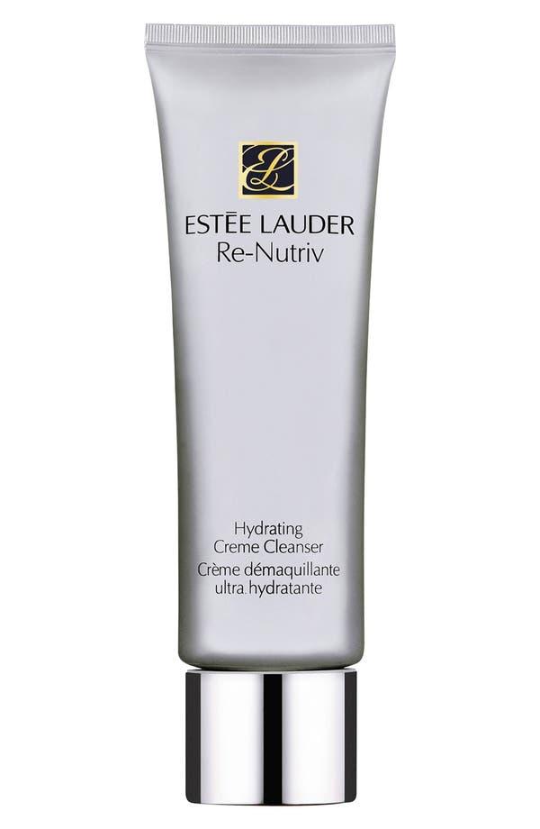 Main Image - Estée Lauder Re-Nutriv Hydrating Creme Cleanser