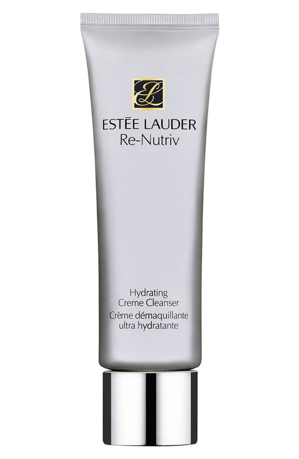 Re-Nutriv Hydrating Creme Cleanser,                         Main,                         color, No Color