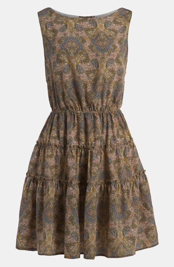 Main Image - WAYF Tiered Skirt Dress