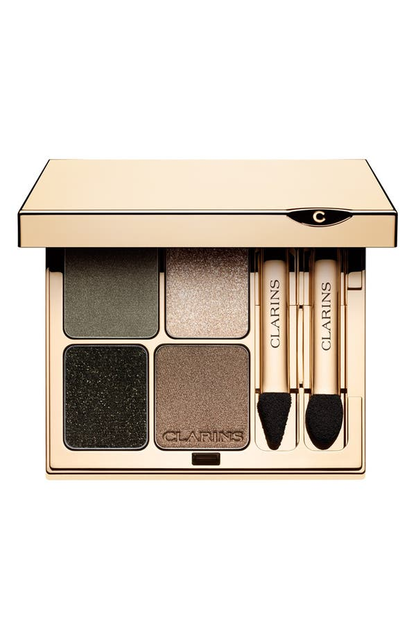Alternate Image 1 Selected - Clarins 'Wet & Dry Eye Quartet' Mineral Palette
