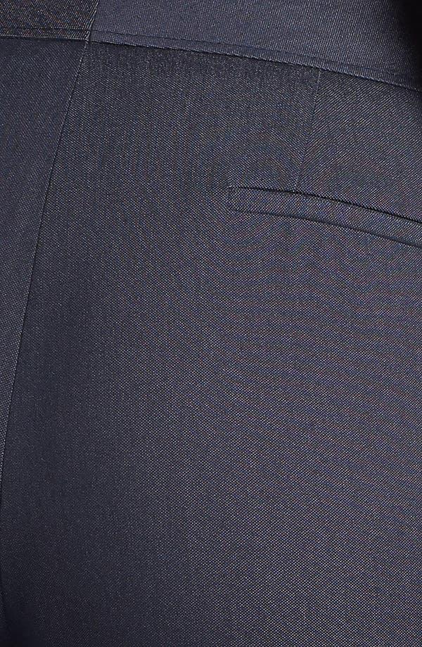Alternate Image 3  - Sejour 'Polished Indigo' Suit Trousers (Plus Size)