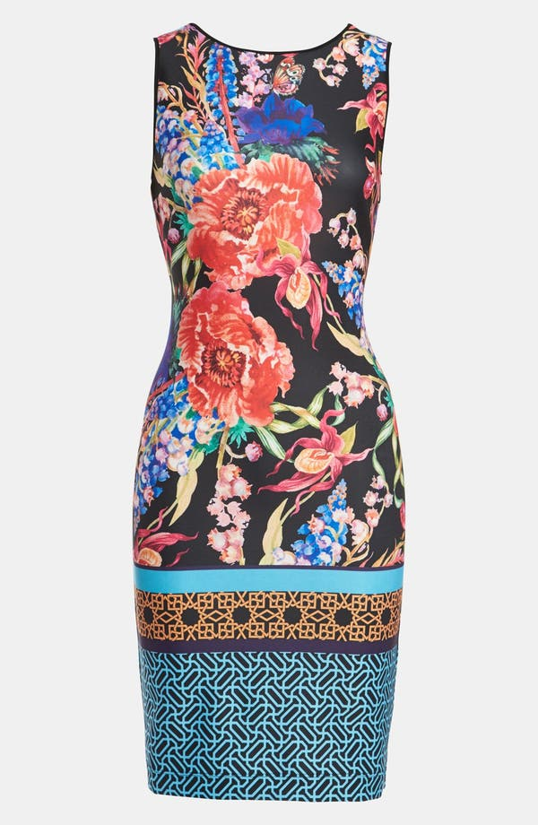 Alternate Image 1 Selected - Dream Daily 'China Rose' Dress