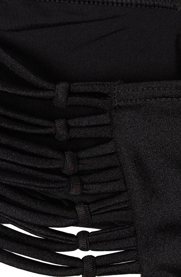 Alternate Image 3  - Topshop 'Sophis' Two Piece Bandeau Swimsuit