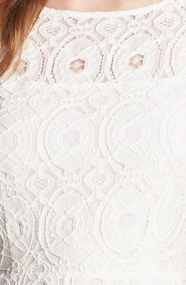 Alternate Image 3  - BB Dakota Fit & Flare Dress