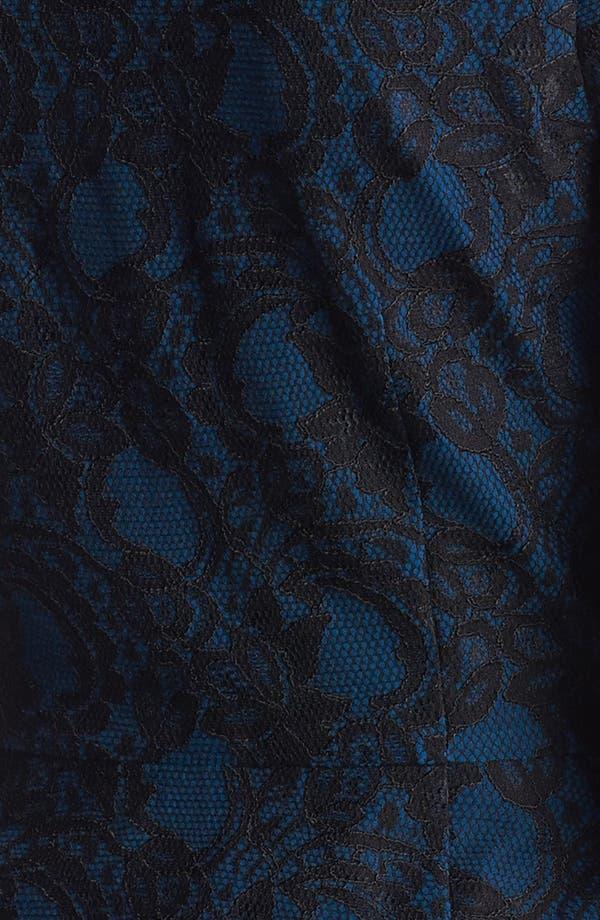 Alternate Image 3  - Classiques Entier® Lace Peplum Top