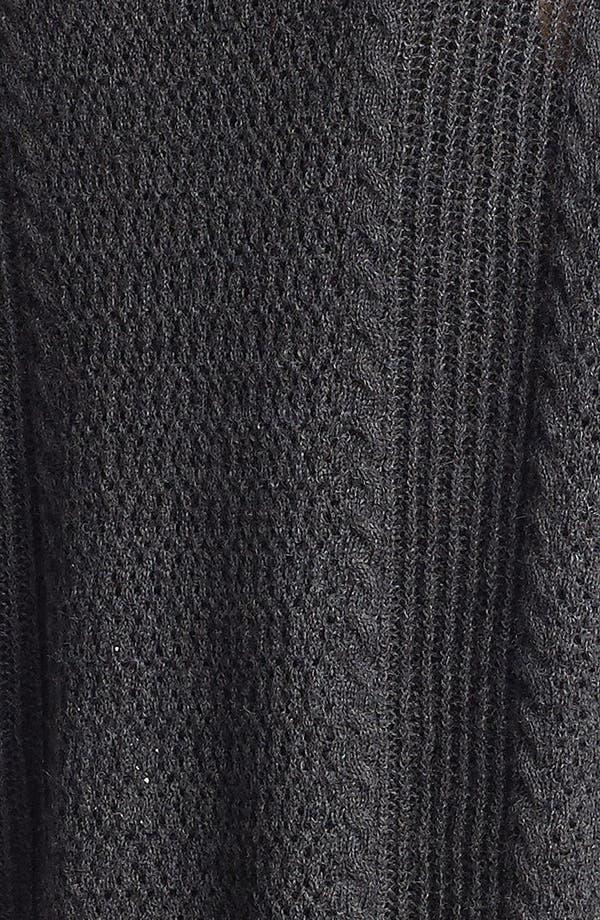 Alternate Image 3  - Eileen Fisher Alpaca & Merino Sweater