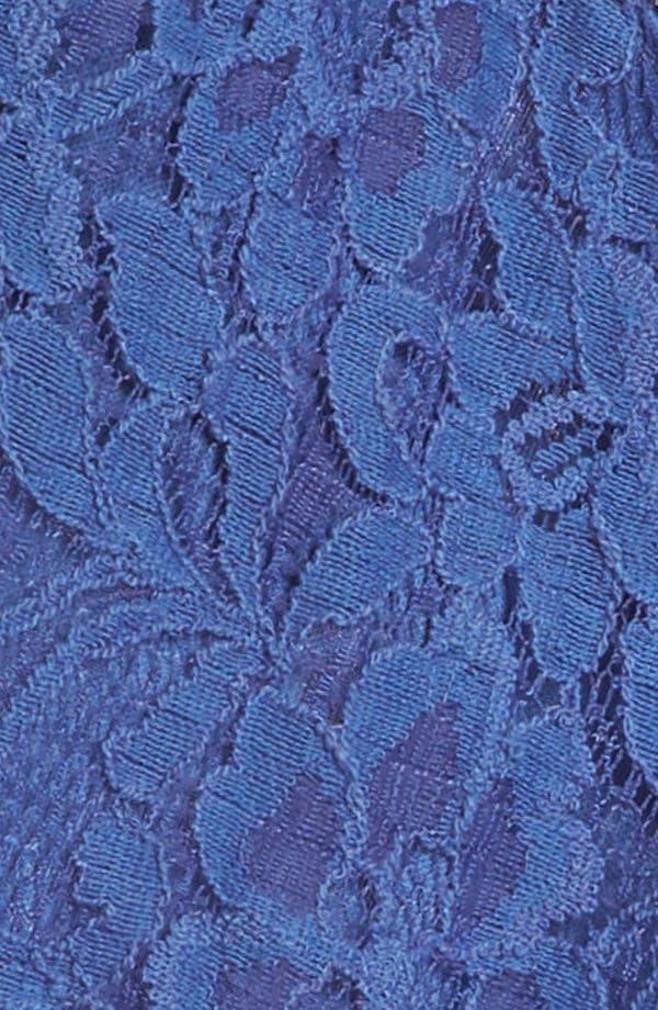 Alternate Image 3  - ASTR Lace Crop Top