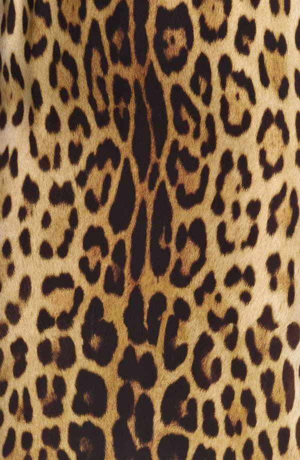 Alternate Image 3  - Moschino Cheap & Chic Leopard Print Pencil Skirt