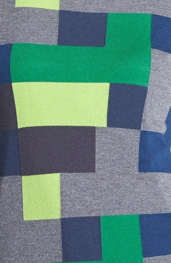 Alternate Image 5  - Halogen® 'Ava' Intarsia Sweater