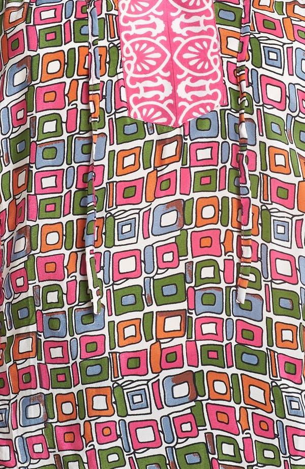 Alternate Image 3  - Tolani 'Phoebe' Tunic (Plus Size)