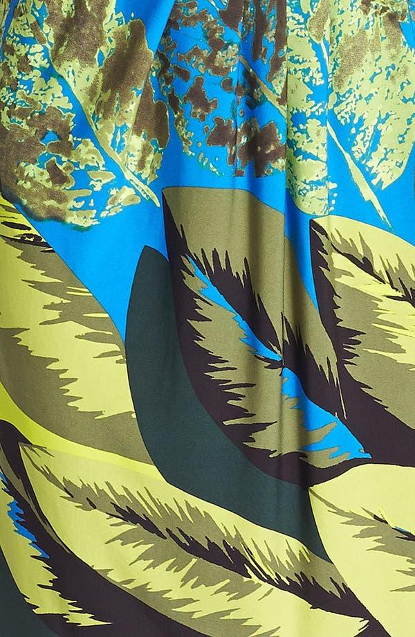 Alternate Image 3  - Ellen Tracy Print Jersey Sheath Dress