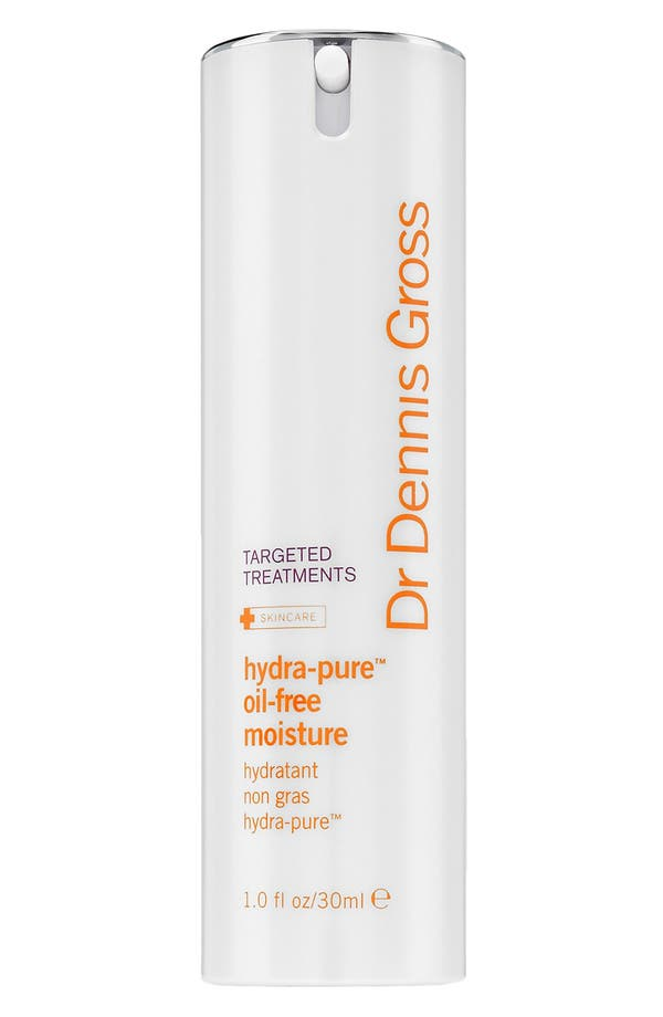 Alternate Image 1 Selected - Dr. Dennis Gross Skincare Hydra-Pure Oil-Free Moisture (1 oz.)