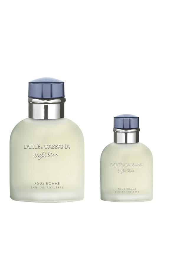 Alternate Image 2  - Dolce&Gabbana Beauty 'Light Blue pour Homme' Gift Set ($137 Value)