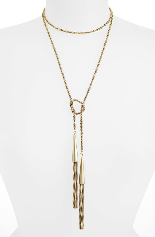 Kendra Scott Phara Necklace in Metallic Gold MkbBqWdQaC