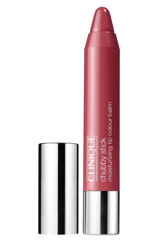 Main Image - Clinique Chubby Stick Moisturizing Lip Color Balm