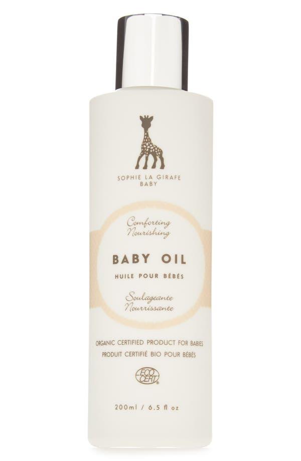 Alternate Image 1 Selected - Sophie la Girafe Organic Baby Oil