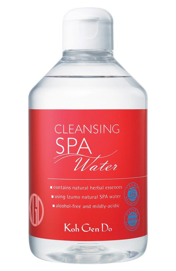 Cleansing Water,                         Main,                         color, No Color