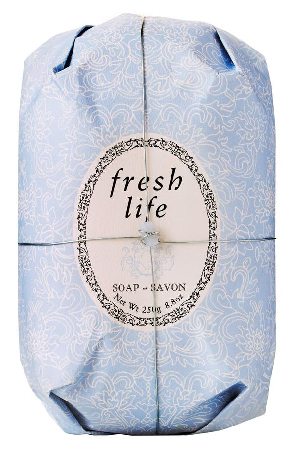 Alternate Image 1 Selected - Fresh® Life Oval Soap