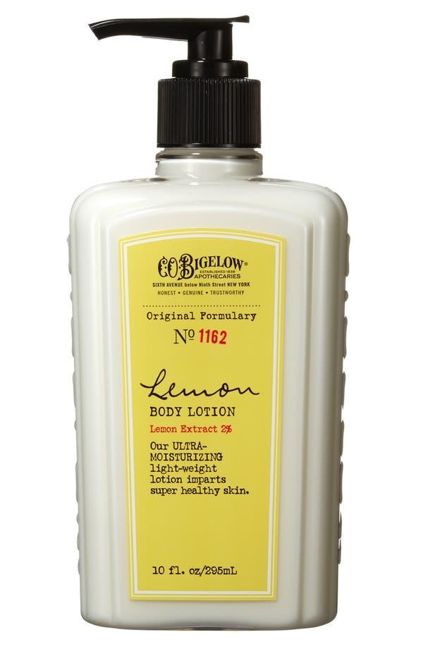 Main Image - C.O. Bigelow® Lemon Body Lotion