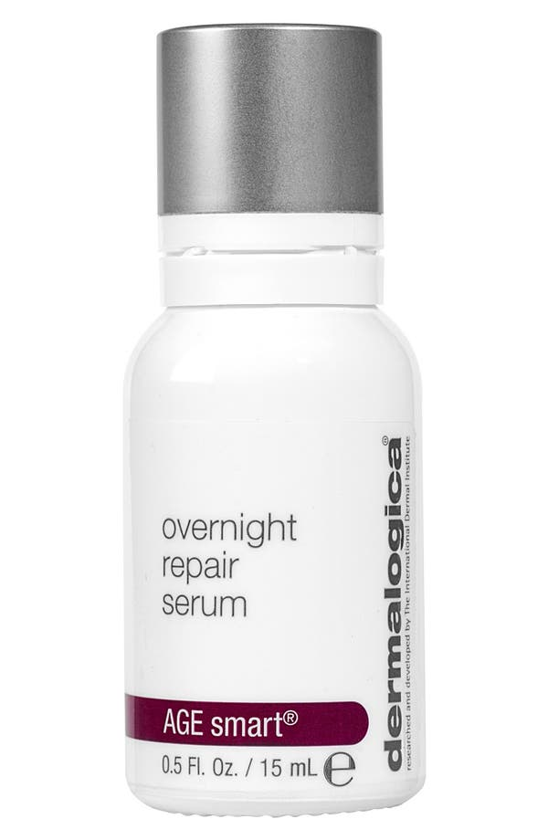 Overnight Repair Serum,                             Main thumbnail 1, color,                             No Color