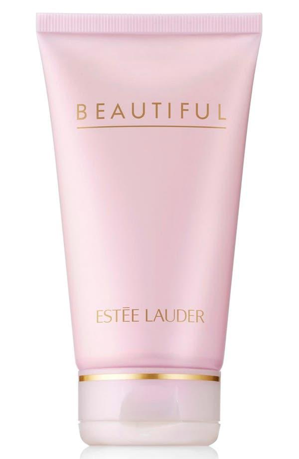 Alternate Image 1 Selected - Estée Lauder Beautiful Perfumed Body Creme (Tube)