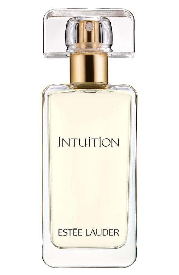 Intuition Eau de Parfum Spray,                         Main,                         color, No Color