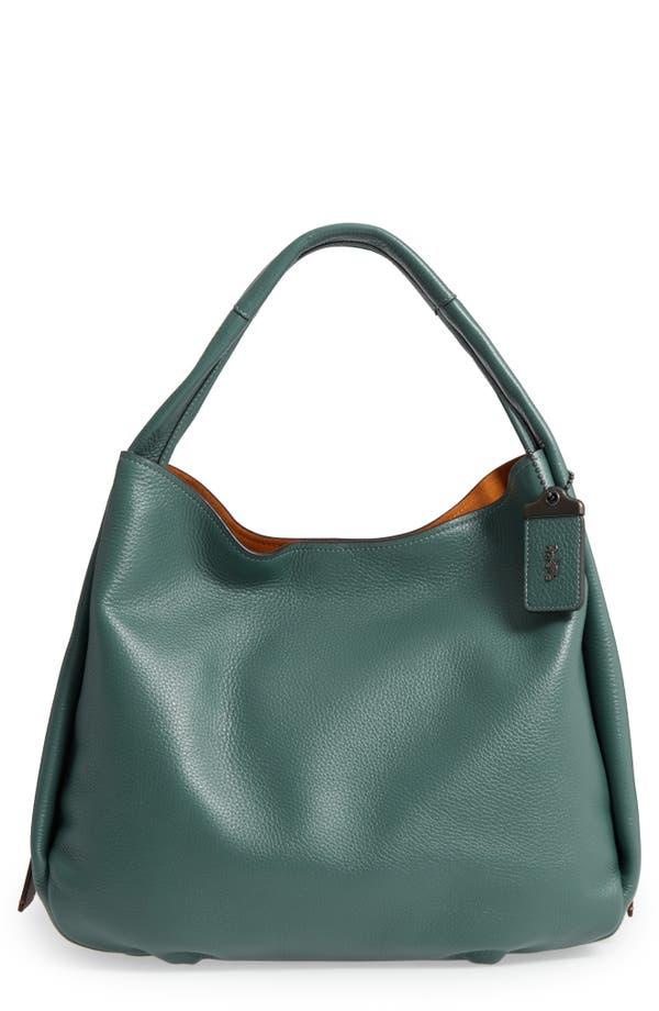 COACH 1941 Bandit Leather Hobo & Removable Shoulder Bag | Nordstrom
