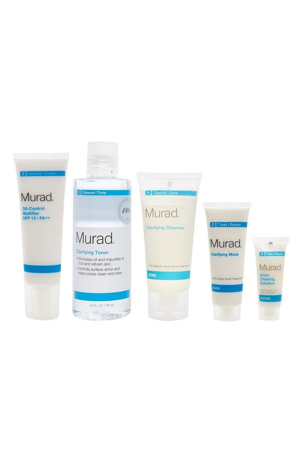 Alternate Image 1 Selected - Murad® 'Complete Oil-Control' Kit ($91 Value)