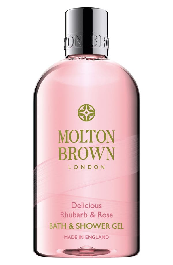 Body Wash,                         Main,                         color, Rhubarb And Rose