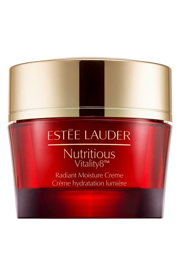 Nutritious Vitality8<sup>™</sup> Radiant Moisture Creme,                         Main,                         color, No Color