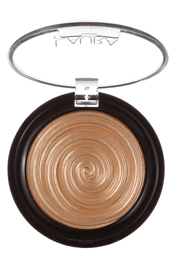 'Baked Gelato' Swirl Illuminator,                         Main,                         color, Gilded Honey