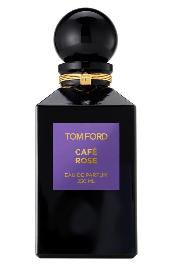 Private Blend Café Rose Eau de Parfum Decanter,                             Main thumbnail 1, color,                             No Color