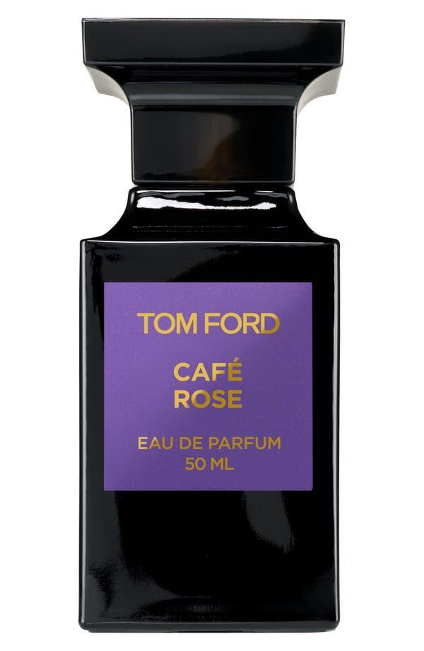 Alternate Image 1 Selected - Tom Ford Private Blend Café Rose Eau de Parfum